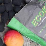 Ecoko Mangokern-Pflanzenkohle Briketts