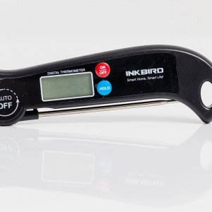 Inkbird faltbares Thermometer zum Grillen, Backen, Kochen
