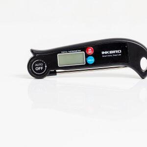 Digitales Thermometer Inkbird klappbares Grillthermometer