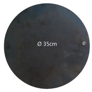 Feuerlord-Grillboden 35 cm