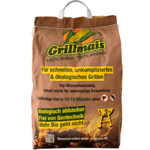 Grillmais 3Kg Sack