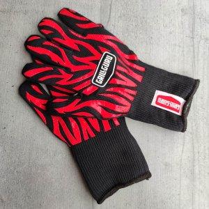 Grill Guru Hitzebständige Handschuhe mit Aramit Faser