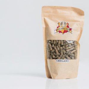 Oregano Räucherpellets zum Räuchern und Smoken
