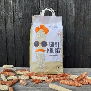 Maister Grillkolben - getrocknete Maisspindeln zum Grillen und Outdoorcooking