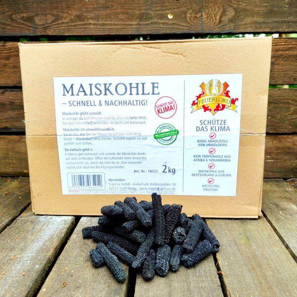 Feuerlord Maiskohle